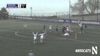 Lacrosse - Notre Dame Game Highlights