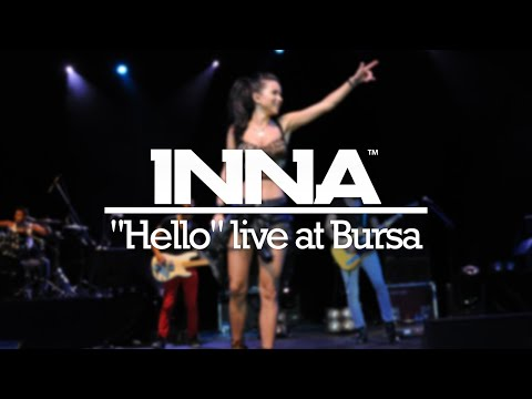 "INNA | 2012 - ""Hello"" live at Bursa (Turkey)"