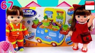 Mainan Boneka Eps 67 Mobil Dapur - Unboxing - GoDuplo TV