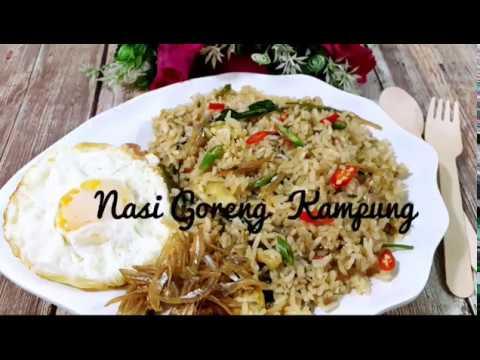 Resepi nasi goreng kampung yang simple daripada saya dan menjadi kegemaran keluarga saya. Bahan-bahan boleh ditambah atau ....