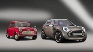 MINI Rocketman Concept 2011 Videos