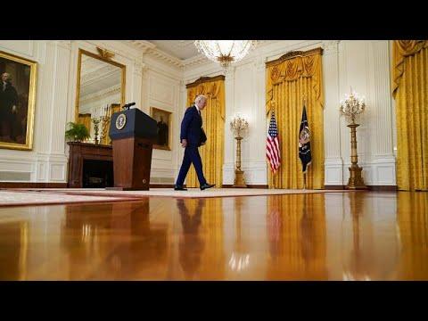 """Biden pone freno a la tensión de Estados Unidos con Rusia: """"ha llegado el momento de la …"""