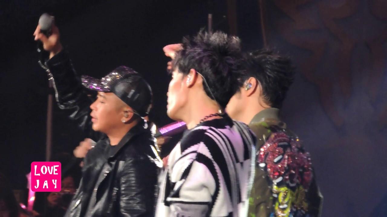 周杰倫地表最強香港演唱會 Jay Chou The Invincible Tour HK Day 4 @0111 - 天涯過客 - YouTube
