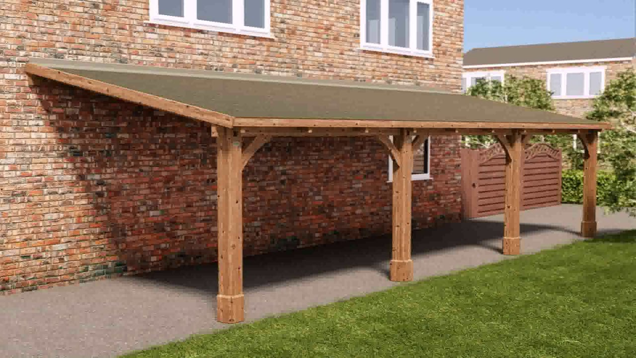 How To Build Attached Patio Cover You