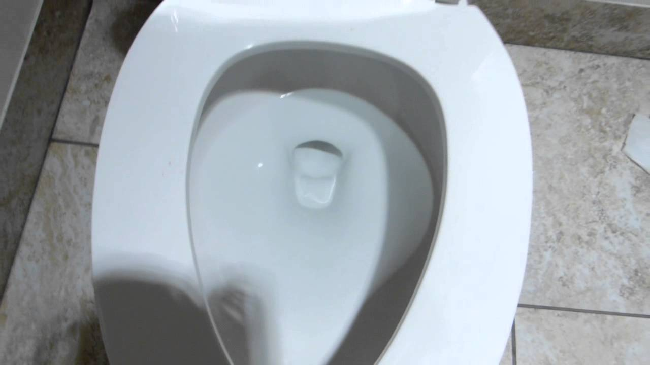 2015 American Standard EverClean Madera Toilet - YouTube