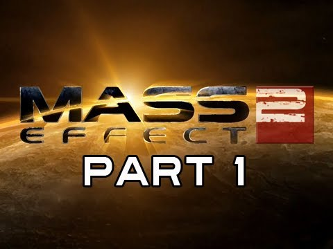 Mass Effect 2 Gameplay Walkthrough - Part 1 EPIC OPENING & Prologue Let's Play