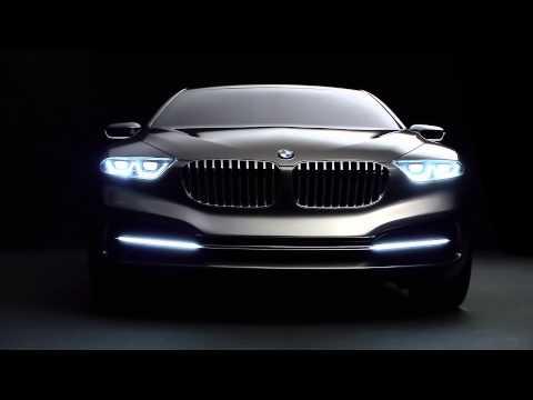 Новая BMW Pininfarina Grand Lusso Coupé