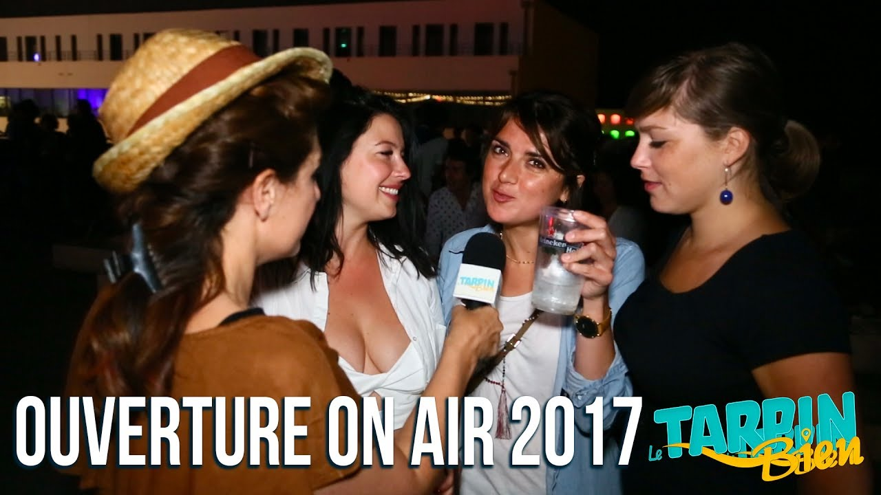 Toit Terrasse Friche 2017 Week End D Ouverture On Air 2017 à La Friche
