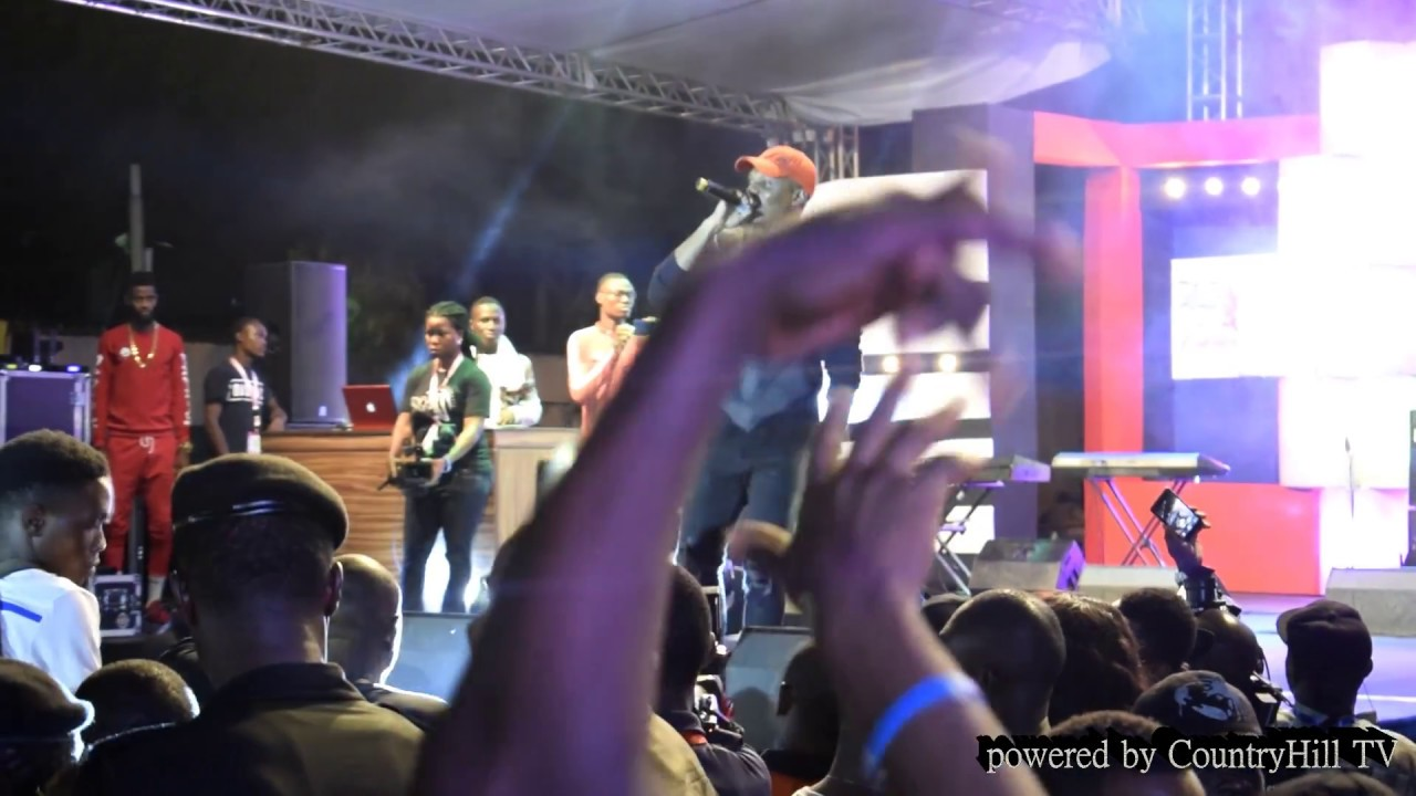 Download Reminisce  Stage Freestyle at the Lagos Street Carnival