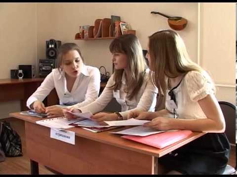 Губкинские школьники провели дебаты на тему коррупции