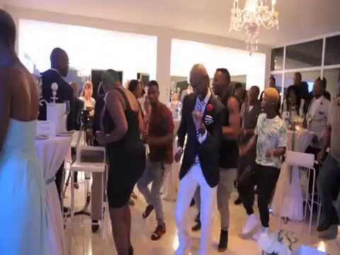 Thabiso's birthday celebration video