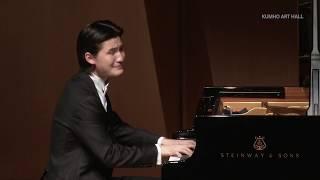 아름다운 목요일] F. Schubert 4 Impromptus for Piano, D.899 (Op.90, excerpts) | Niu Niu, Piano