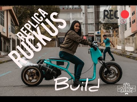 Honda Ruckus Replica