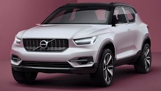 2017 New Volvo XC40 To Debut In April