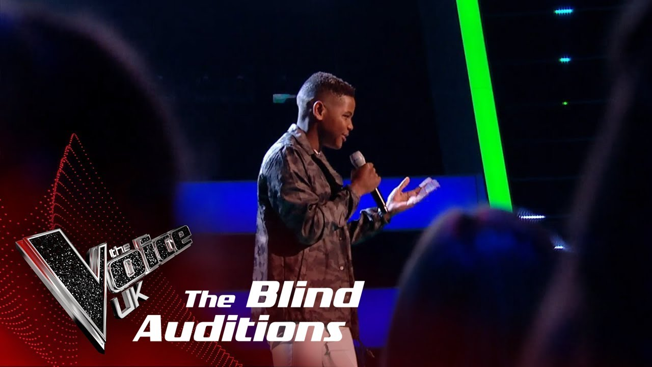 Download Donel Performs 'Cold Water' | Blind Auditions | The Voice UK 2018