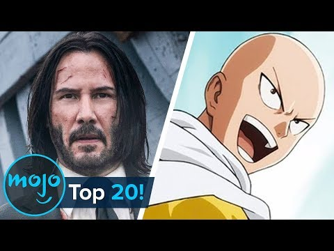 Top 20 Unbeatable Characters of All Time