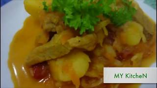 Мясное рагу за 23 минуты. Рецепты! Легко, быстро и ооочень вкусно. Овощное рагу с мясом!