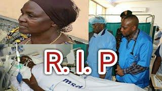 BREAKING NEWS : Rais magufuli afiwa na dada yake