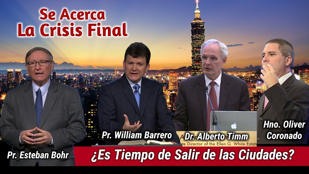 Se Acerca la Crisis Final, ¿Es Tiempo de Salir de las Ciudades?