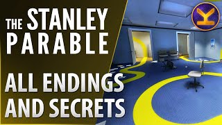 The Stanley Parable - All Endings and Secrets - Gameplay
