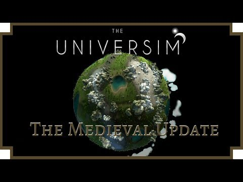 The Universim: The Medieval Era Update