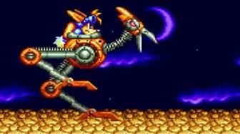 Sparkster (SNES) Playthrough - NintendoComplete