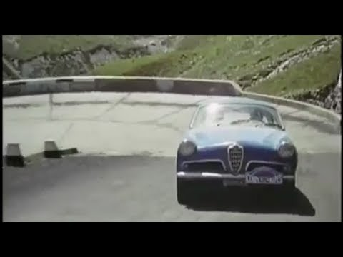 1958 Coupe des Alpes SHELL