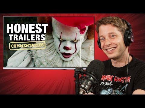 Honest Trailer Commentaries - It (2017)