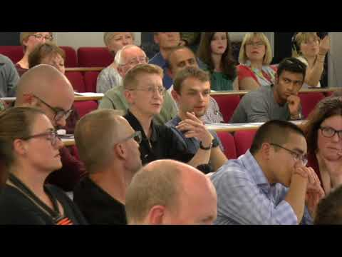 Ann Pettifor - Q&A with Imagine2027 at Anglia Ruskin University. 12 oct 2017.