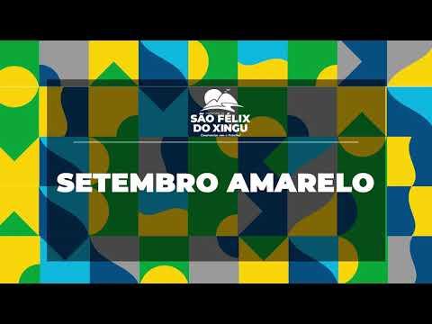 Palestra sobre o suicídio fecha a campanha do Setembro Amarelo em São Félix do Xingu.