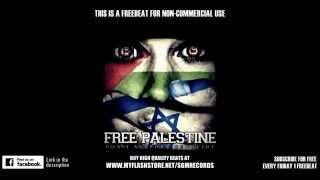 FREE PALESTINE RAP INSTRUMENTAL - Deep Hip Hop Beat for the victims in Gaza [prod. by HunesBeats]