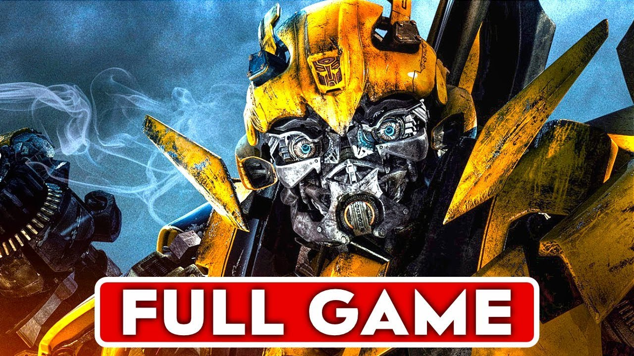 TRANSFORMERS Gameplay Walkthrough Part 1 FULL GAME [1080p HD] – No Commentary