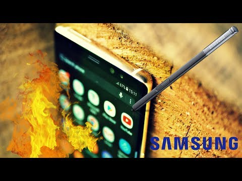 Samsung Galaxy Note 8 Review – Almost a Perfect Smartphone 2017!