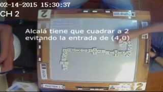 TUTORIALES DE DOMINÓ PROFESAN - ZAPATO 2