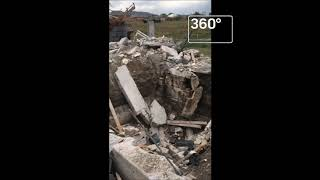 Бункер с оружием нашли силовики на месте ликвидации боевиков в Ингушетии