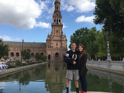 Sevilla, Spain Honeymoon Day 1 #EarlsTakeEurope