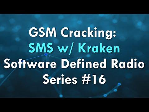 GSM Cracking: SMS w/ Kraken - Software Defined Radio Series #16