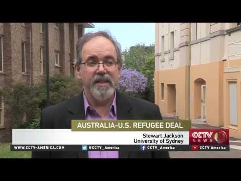 Australia's asylum-seeker resettlement deal in limbo after Trump's win