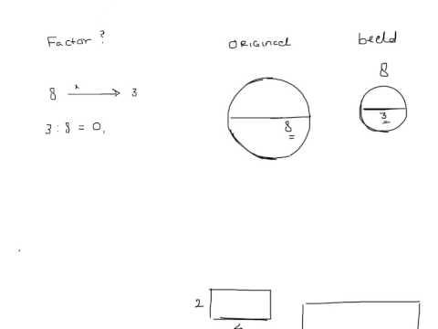 VMBO2 - kader - Wiskunde - Vergroten