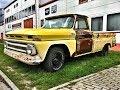 1965-Chevy-C10-Pickup-V8-327-Longbed-Fleetside-patina