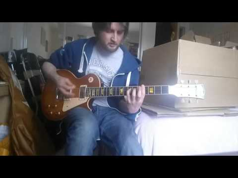 Biffy Clyro - Wolves of Winter guitar cover 100% accurate.