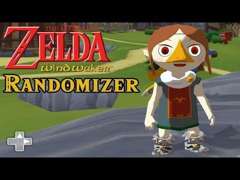 Criken - Zelda Windwaker Randomizer: Medli and the