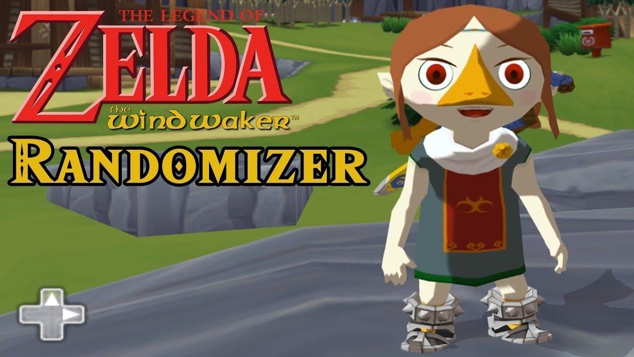 Zelda Windwaker Randomizer: Medli and the Mastersword