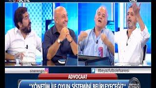 (..) Beyaz Futbol 21 Ağustos 2016 Kısım 1/3 - Beyaz TV
