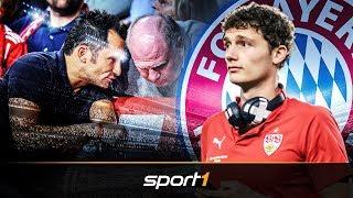 FC Bayern will Pavard wohl doch früher! | SPORT1 - TRANSFERMARKT