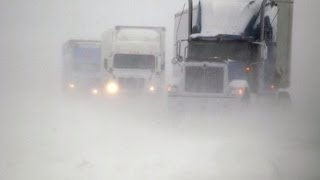 My Trucking Life - Trip 32 Day 21 - Another Snow Storm Coming