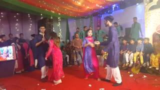 Holud party dance 4