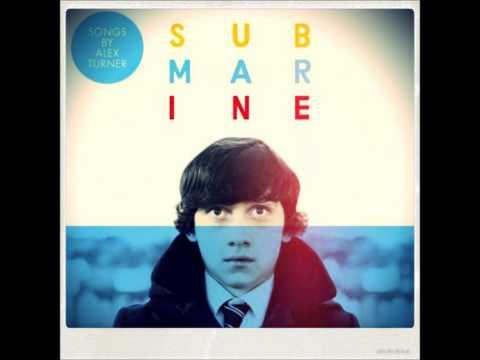 Piledriver Waltz  Alex Turner Submarine Soundtrack