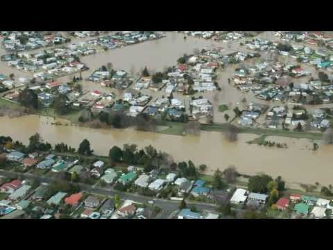 2004 Eastern Bay of Plenty Floods New Zealand