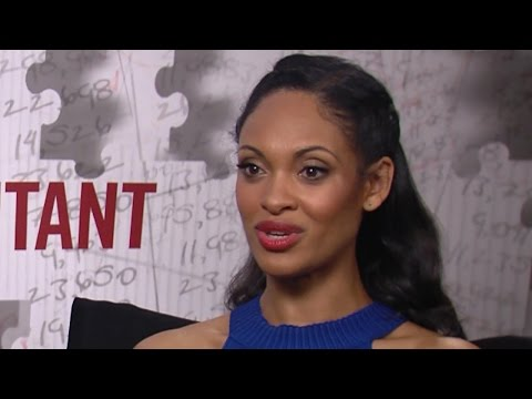 Cynthia AddaiRobinson Talks Prepping For 'The Accountant' & The Craziest Things She's Done For Love